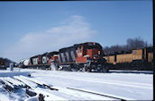 CN GP38-2 4700 (12.2005, Brockville, ON)