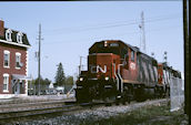 CN GP38-2 4701 (05.2008, Brockville, ON)
