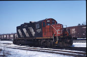 CN GP9RM 4101:2 (22.02.1989, Brockville, ON)