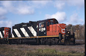 CN GP9RM 4108:2 (11.2003, Brockville, ON)