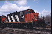 CN GP9RM 4109:2 (05.2005, Belleville, ON)