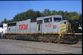 TFM SD70MAC 1608 (24.09.2010, Irondale, AL)