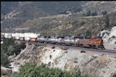 ATSF GP60M  154:2 (03.05.1997, Blue Cut, CA)