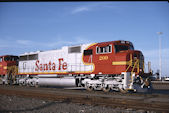ATSF SD75M  209:2 (13.04.1995, Alliance, TX)