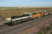 BNSF SD70MAC 9470 (12.09.2013, b. Bill, WY)