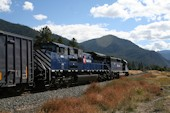 MRL SD70ACe 4312 (19.09.2013, Paradise, MT)