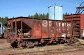 SP Coal Hopper   (27.09.2013, McCloud, CA)