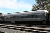 SSRR Chair Car 2175 (29.09.2013, Sacramento, CA, ex SP 2175)