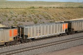 TLKX Coal Hopper 12489 (12.09.2013, b. Bill, WY)