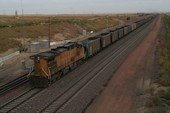 UP AC4400CW 6544 (12.09.2013, b. Bill, WY)
